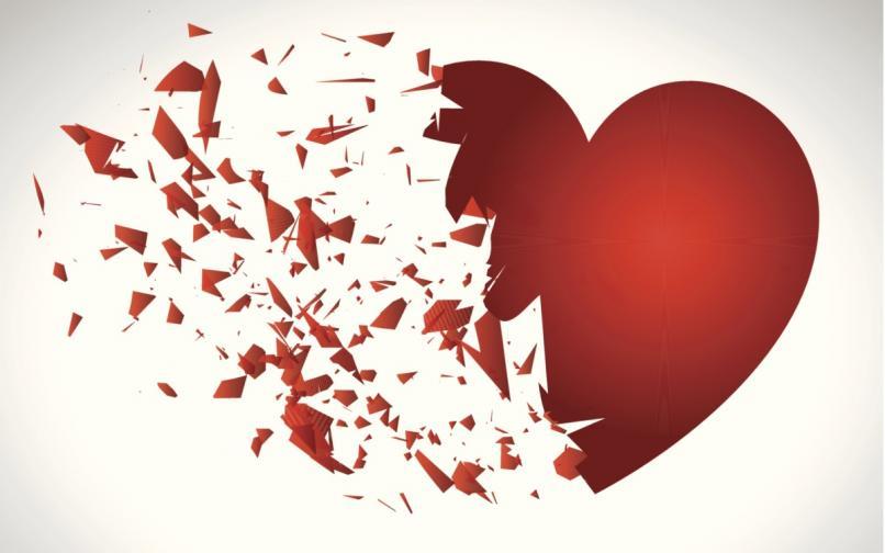 Сърце и гърди – болка<br /> <br /> Емоционалната болка може да предизвика физическа такава. Например разпадането на една връзка неминуемо наранява чувствата на мъжа или жената. Ако мъката се потиска и крие, тя може да доведе до хронична болка в гърдите. За облекчение не пренебрегвайте разбитото си сърце. Скърбете, излейте мъката си, дори с потоци от сълзи – това ще премахне и физическата ви болка.