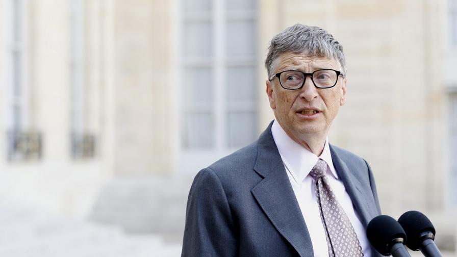 Планът на Бил Гейтс да изгради бъдещето