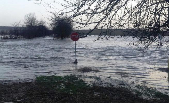 Възможни са внезапни локални наводнения почти навсякъде из страната