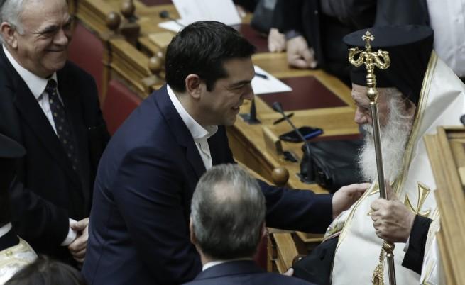 10 дни на правителството на Ципрас в 10 значими факта