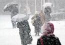 Бяла зима: жълт код за сняг в половин България