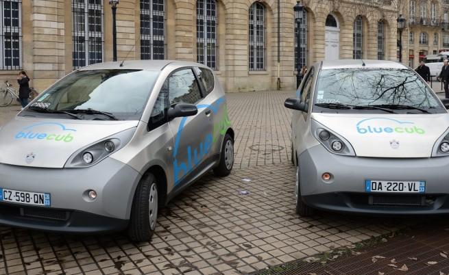 Франция дава 10 хил. евро премия за електромобил