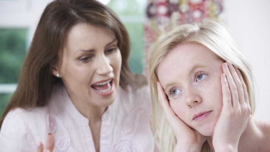 Как да спрете да крещите на децата си?
