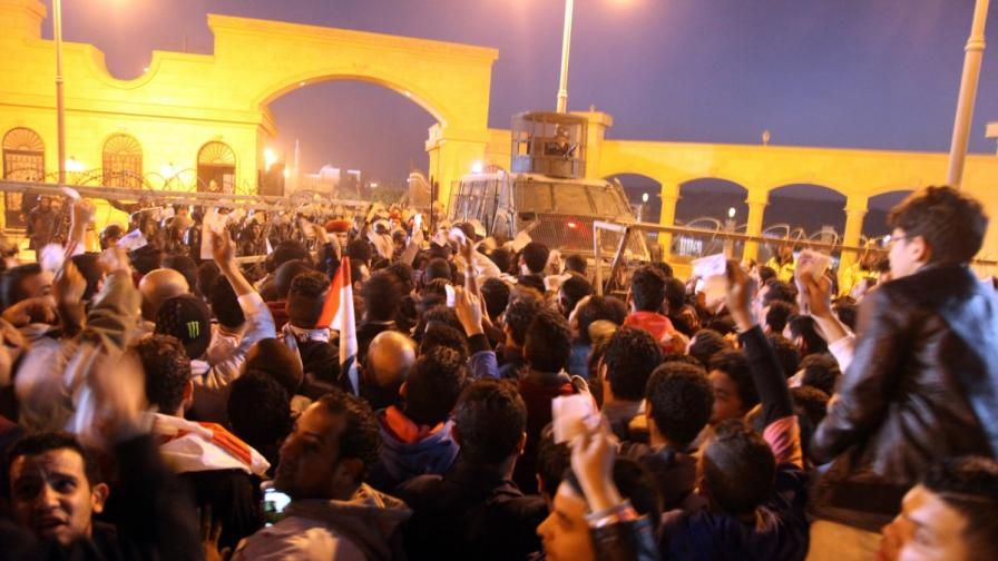 Египет: 19 загинали при сблъсъци преди футболен мач
