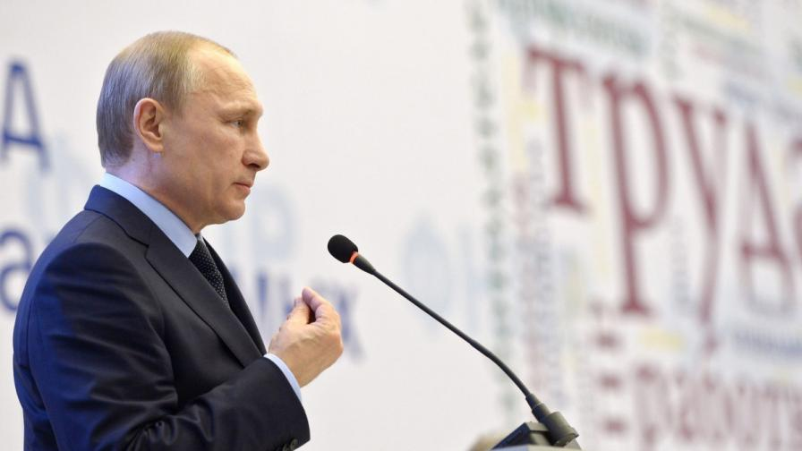 Путин: Киев върви в задънена улица