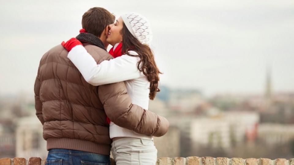 Новият език на любовта е...английският
