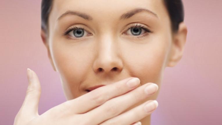 уста дъх устна хигиена