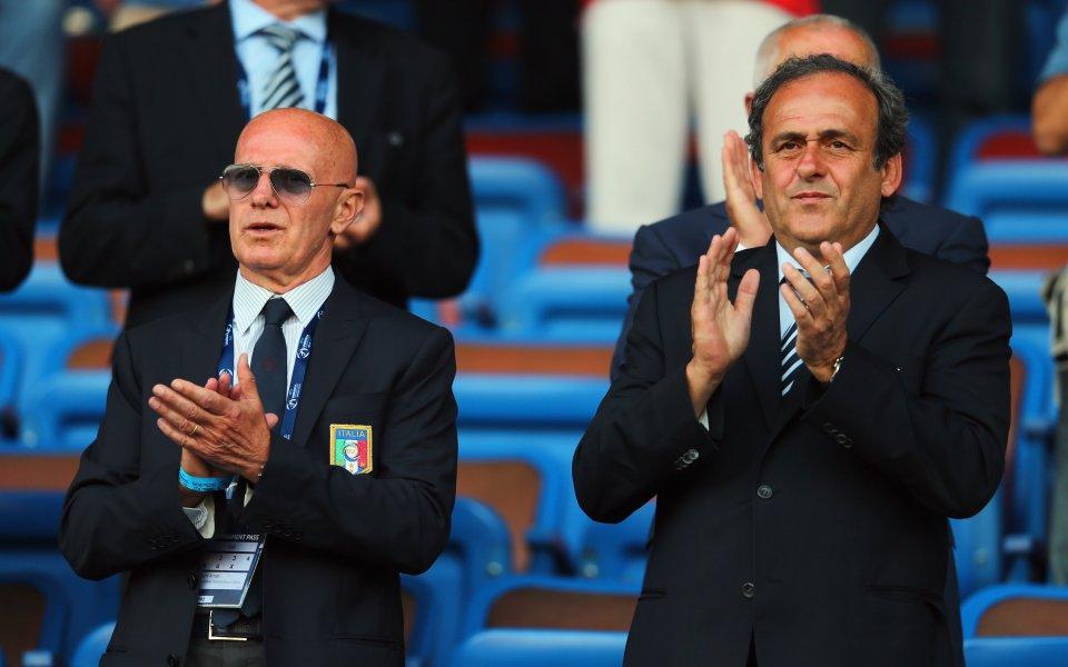 Ариго Саки: Рома разчитат прекалено много на Тоти