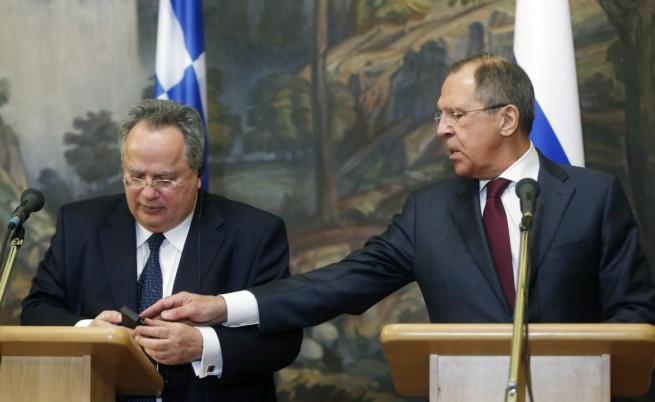 Гърция демонстрира добри отношения с Русия на фона на преговорите за дълга