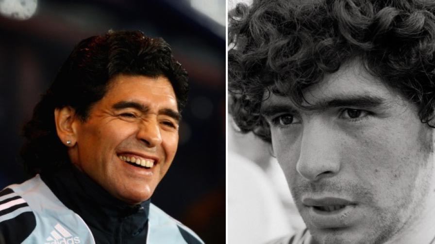 Почина легендата Диего Марадона