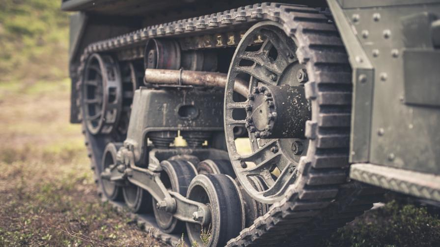 Киев: Военна техника от Русия навлезе тази нощ в Източна Украйна