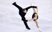 Дюамел и Радфорд с титлата при спортните двойки в Сеул