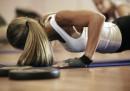 Фитнес съвет за дами – как да стегнем гърдите (видео)