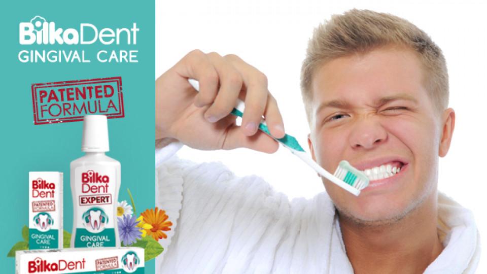 Вие имате сравнително добра информираност по темата за здравето на венците