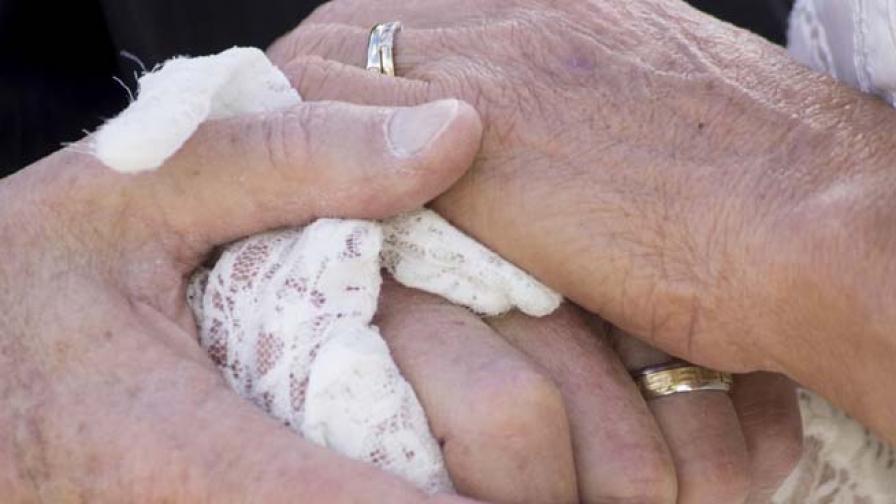 90 години брак и чиста любов - най-възрастната двойка в света