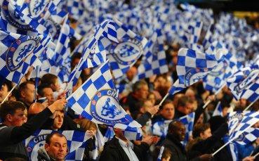 Биха фенове на Челси в Солун