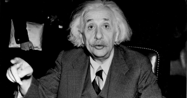 Наскоро публикувани лични дневници от пътуванията на Алберт Айнщайн разкриват