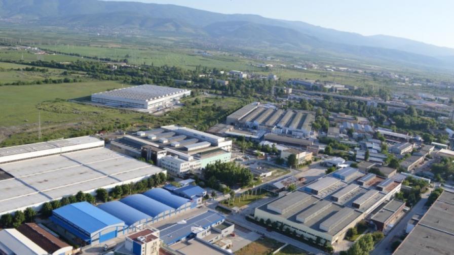 Пловдив се превъща и в индустриална столица