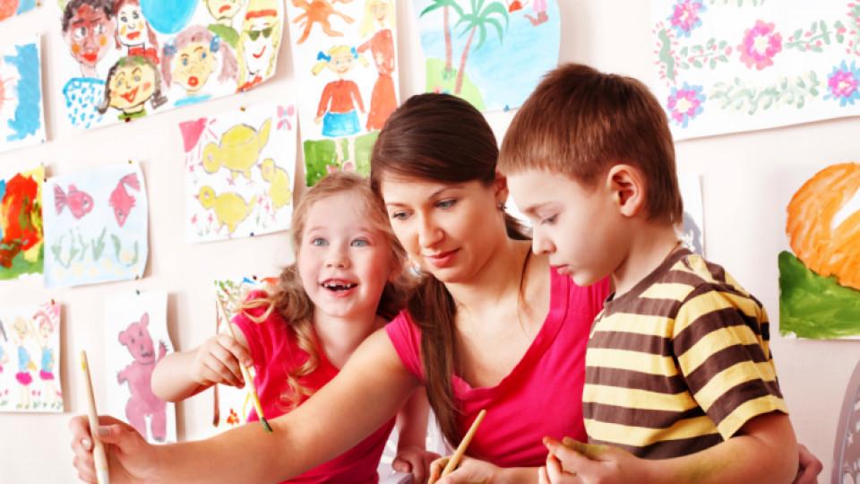 Да рисуваме заедно с децата!