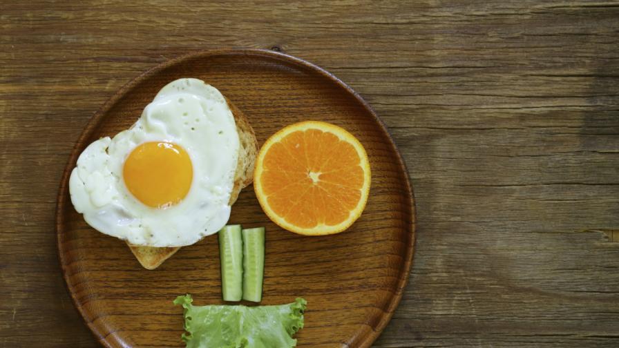 Пет храни за щастие