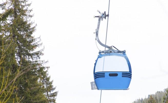 Скиор загина на писта над Банско