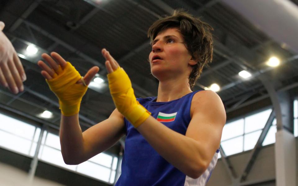 Стойка Петрова е на полуфинал на Евро 2018