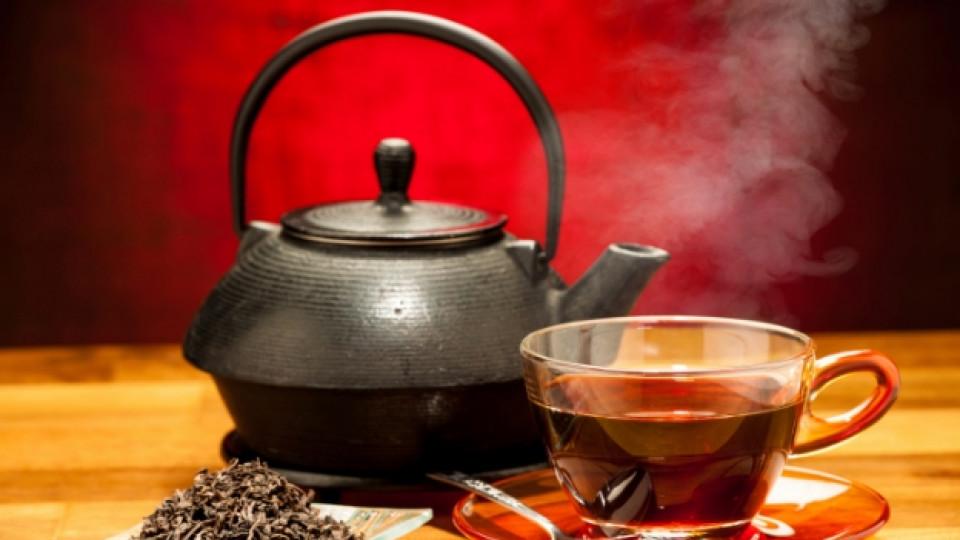 От какво предпазват 3 чаши чай на ден?