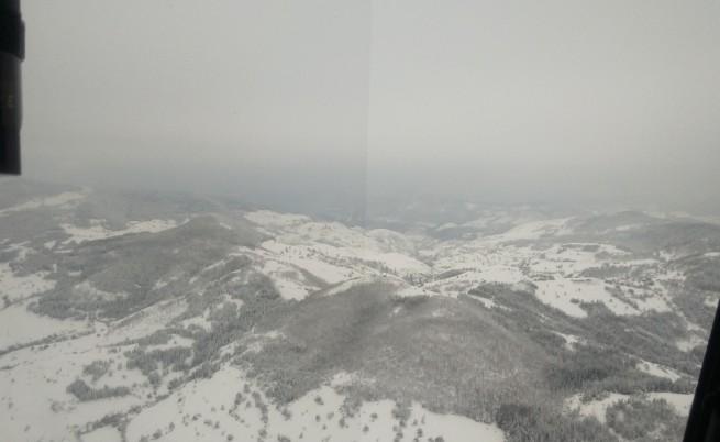 Снежното бедствие в Родопите