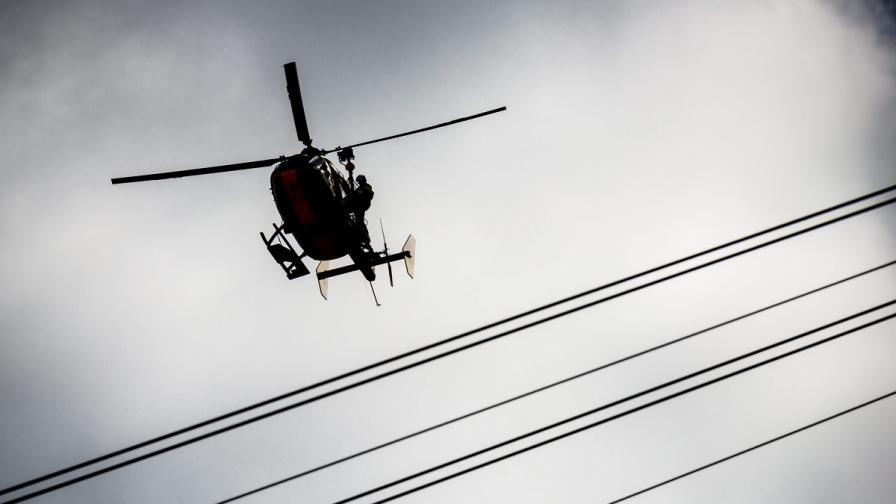 САЩ подаряват на Хърватия 16 бойни хеликоптера