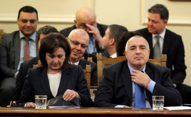 Румяна Бъчварова вече е вътрешен министър