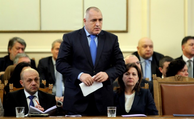 Борисов: Предлагаме служебен синдик в КТБ, защото в момента банката се разграбва