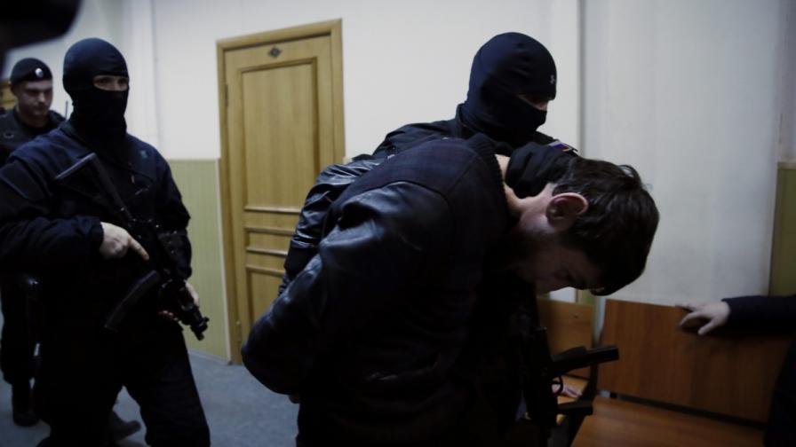 Заподозреният в убийството на Немцов е бил измъчван?