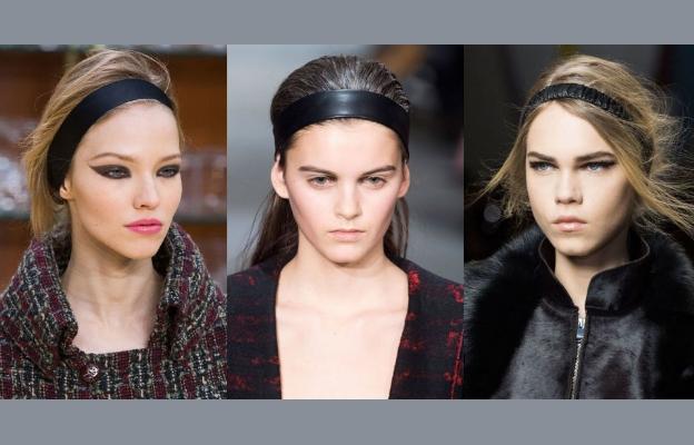 Лентата за глава - новият моден доминант