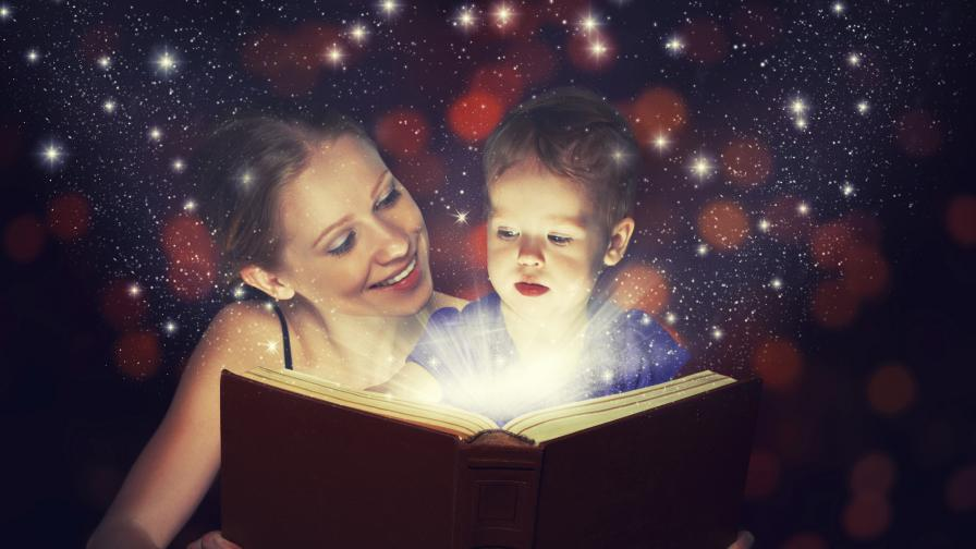 За родители: Как да изкушим малчуганите да четат
