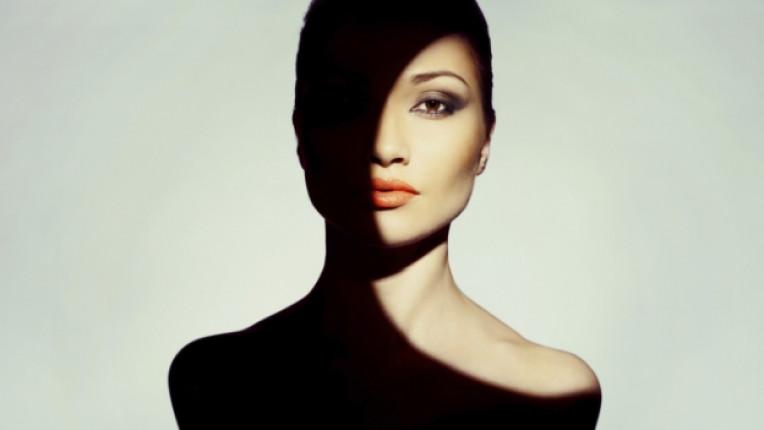 жена сянка кожа