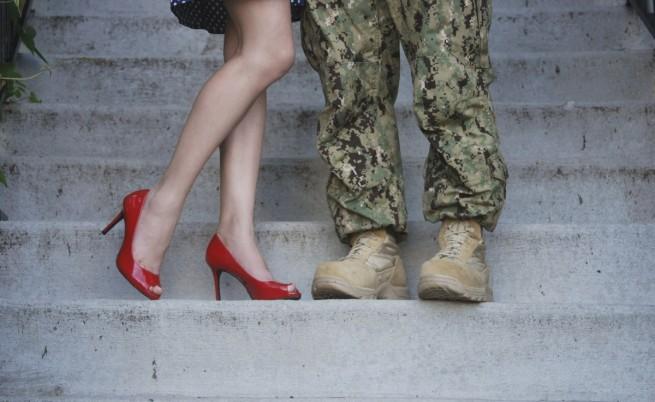 Героите от война са най-привлекателни за жените