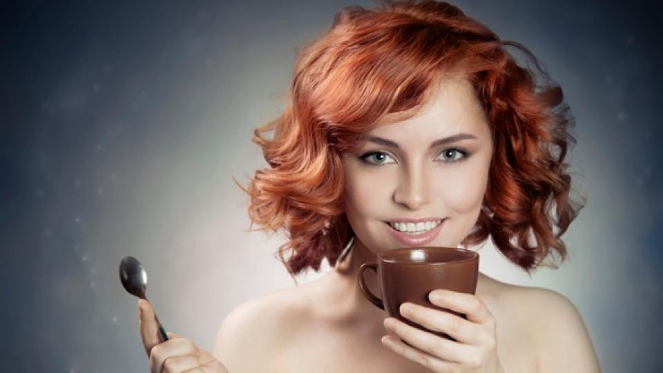 Спрей за растеж на косата с кафе