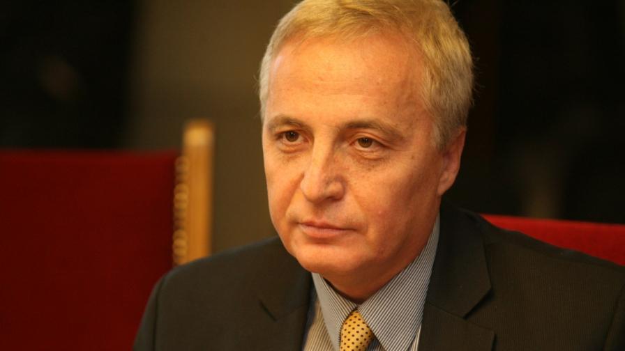 Цветан Цветков е новият шеф на Сметната палата