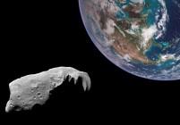 Астероид незабелязано е минал близо до Земята