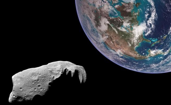 Ето как НАСА ще отклонява опасни за Земята астероиди