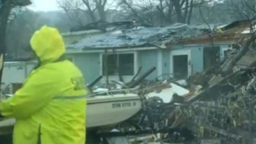 Торнадо взе една жертва в САЩ