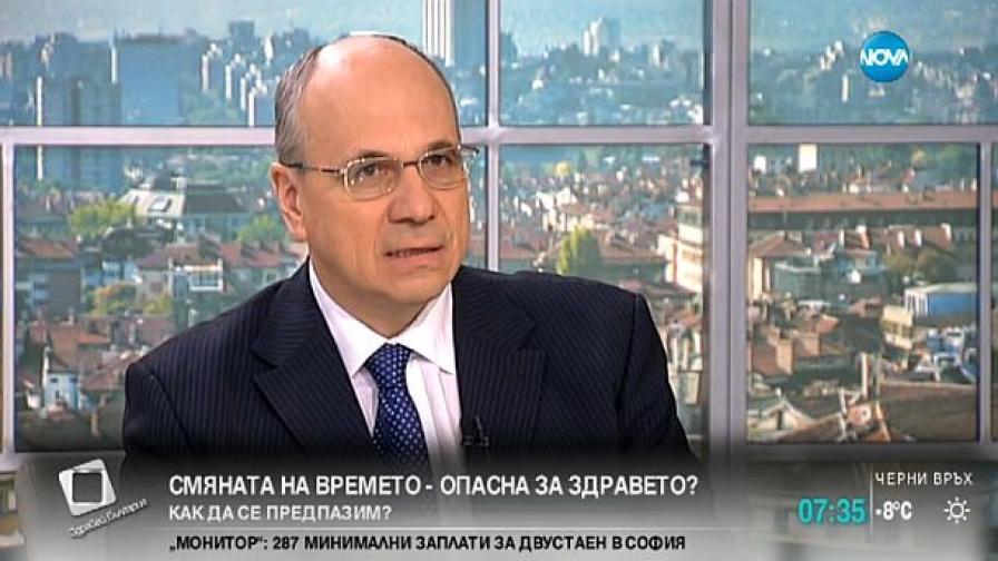 Доцент Сотир Марчев