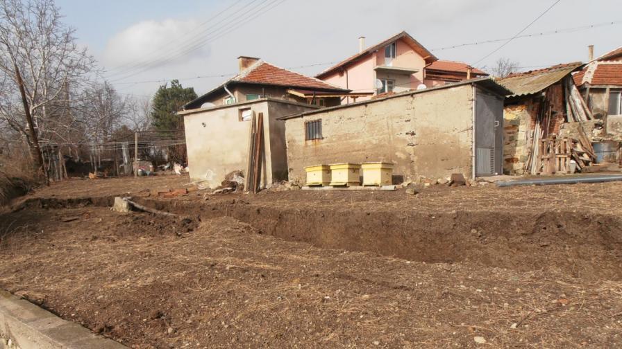 Свлачище от 30 дка гони жители от кърджалийско село
