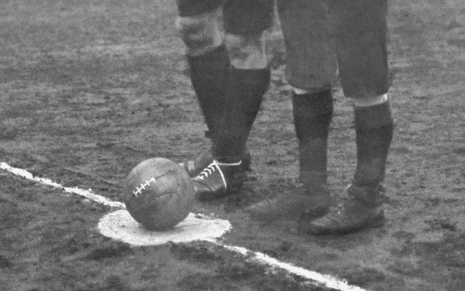 100 години от най-старото футболно дерби у нас