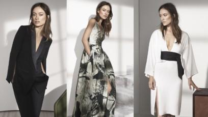 Холивудската актриса Оливия Уайлд е лице на лимитираната H&M Conscious Exclusive колекция