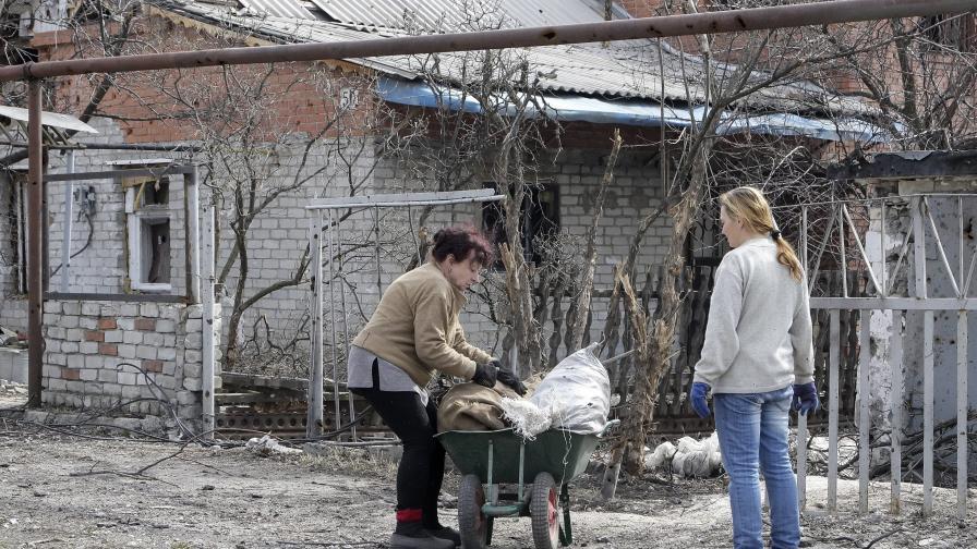 Празни каси и безработица в Източна Украйна