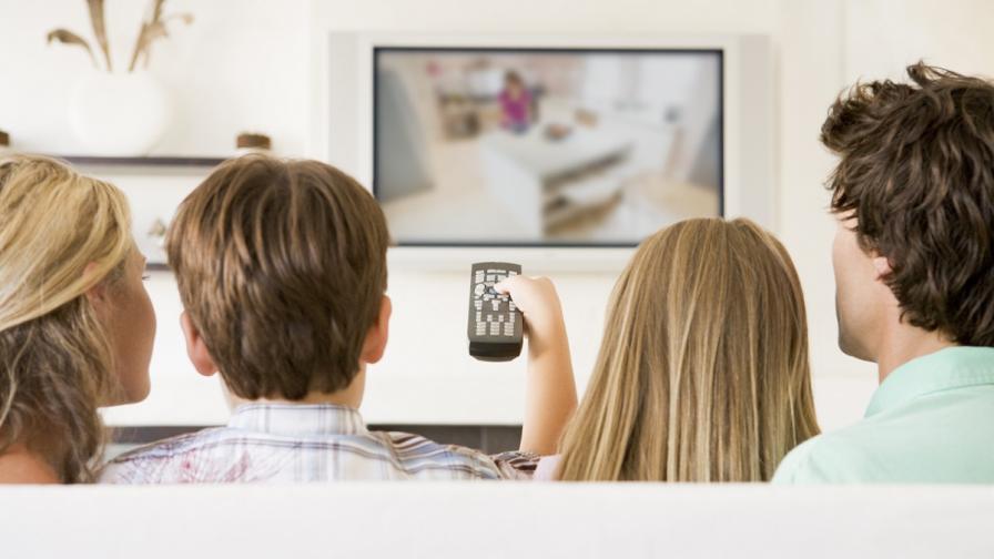 Всеки час пред телевизора увеличава риска от диабет