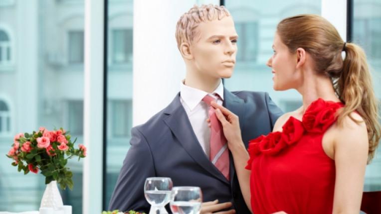 среща двойка любов вечеря