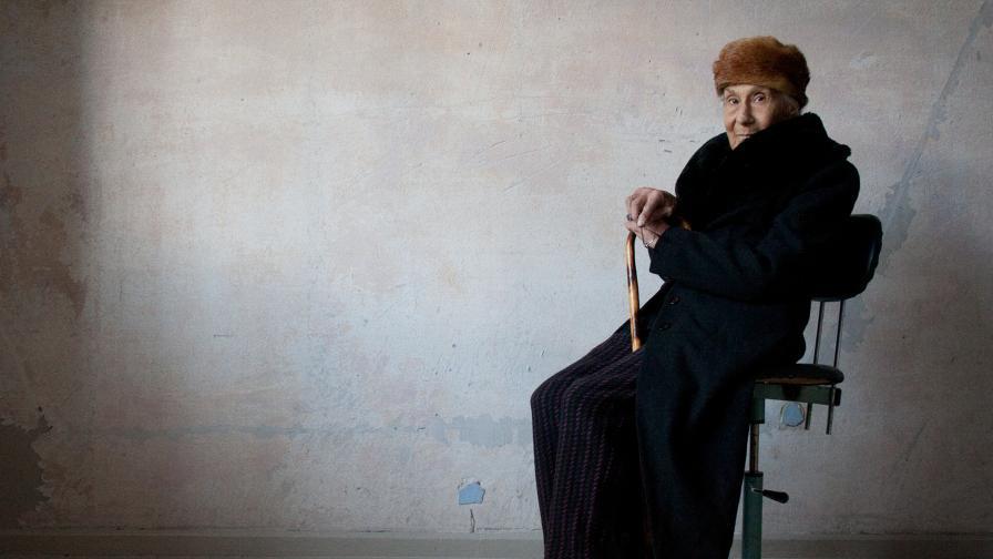 Вълнуващите голи снимки на покойната Златина Тодева