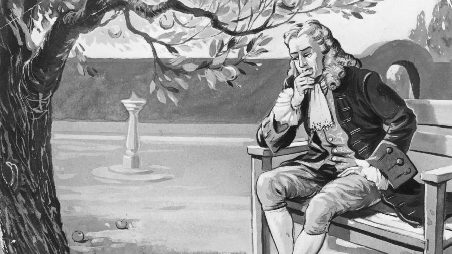 Нютон ще е герой на криминален трилър